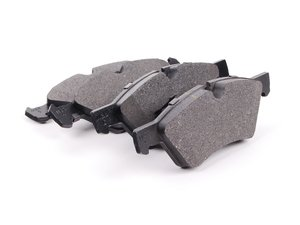 ES#2575720 - 1644200820 - Front Brake Pad Set - Does not include new brake pad wear sensors - Meyle - Mercedes Benz