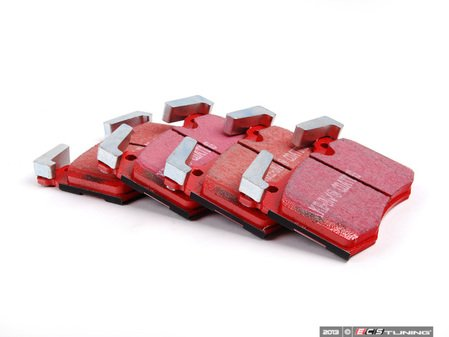 ES#2609014 - DP31854c - EBC Redstuff Ceramic Pads Set - Upgrade to EBC pads in your MINI - EBC - MINI