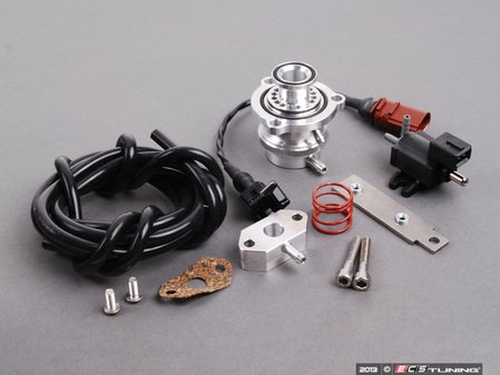 ES#2538441 - FMDVAURS - Piston Type Recirculation Valve - Improve valve reliability as well as boost response - Forge - Audi