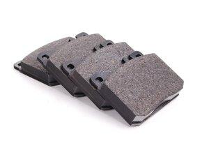 ES#1618221 - 0054204520 - Front Brake Pad Set - Does not include new brake pad wear sensors - Genuine Mercedes Benz - Mercedes Benz