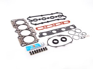 ES#2612378 - 06F198012 - Cylinder Head Gasket Set - All of the necessary replacement gaskets for servicing your cylinder head - Victor Reinz - Volkswagen