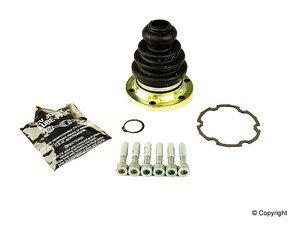 ES#258860 - 443498201B - Front Inner C/V Joint Boot Kit - Inner boot for non-tripod style axles - GKN Drivetech -