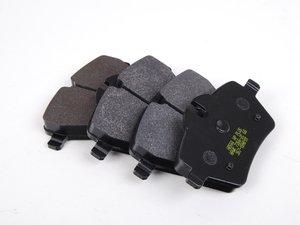 ES#1306388 - HB560N.677 - Brake Pad Set HP Plus Compound - Upgrade to Hawk performance pads - Hawk - MINI