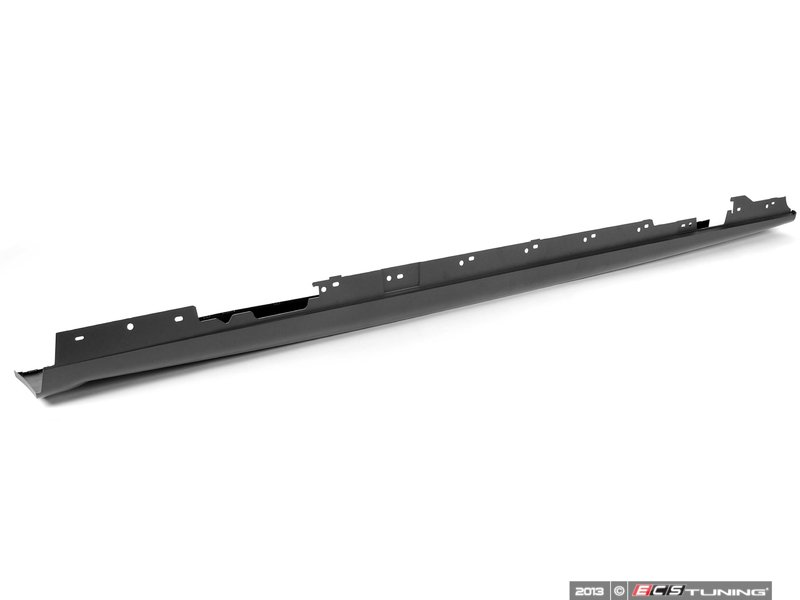 Genuine BMW M Sport Rocker Panel Left - Bmw rocker panel decals