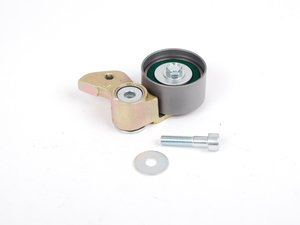 ES#2603250 - 077109485C - Tensioner Lever With Roller - Relay lever for belt tensioner, comes with roller - SKF - Audi