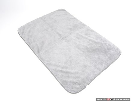 """ES#2619085 - MIC1995 - Woolly Mammoth Microfiber Dryer Towel - 25"""" X 36"""" - Quickly dry the exterior of any size vehicle with this mammoth towel! - Chemical Guys - Audi BMW Volkswagen Mercedes Benz MINI Porsche"""