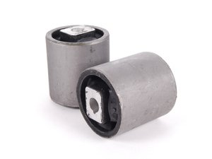 ES#240967 - 31129068753 - Heavy Duty Front Control Arm Bushing - Pair - Fits in the front of the front axle support - Meyle HD - BMW