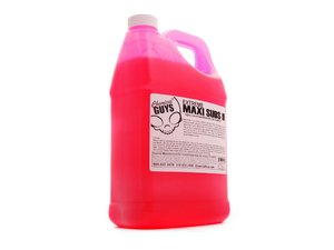 ES#2619041 - CWS101 - Maxi Suds II - 1 Gallon - Delivers a deep clean through the constant release of foaming bubbles that lift dirt and grime off your ride - Chemical Guys - Audi BMW Volkswagen Mercedes Benz MINI Porsche