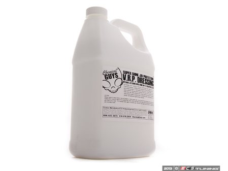 ES#2619100 - TVD107 - Extreme Vinyl, Rubber, & Plastic (VRP) Dressing - 1 Gallon - Creates a brilliant, high gloss shine for your vehicle's interior and exterior - Chemical Guys - Audi BMW Volkswagen Mercedes Benz MINI Porsche