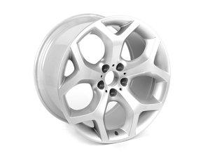 "ES#64958 - 36116772250 - 20"" Style 214 Alloy Wheel - Priced Each - 20X11 ET37 74.1CB - Genuine BMW - BMW"