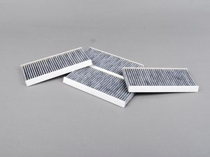 ES#2635795 - 64319159606 - Cabin Filter / Fresh Air Filter Set - Filter the air coming into your vehicle. - Mann - BMW