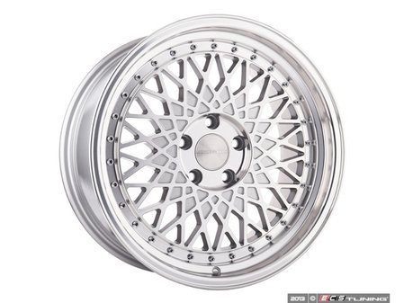 "ES#2642467 - M220KT2 - 18"" M220 Wheels - Set Of Four - 18""x8"" ET45 CB57.1 5x112 Machine Silver - Avant Garde - Audi"