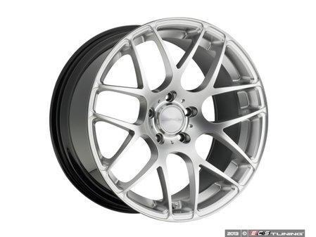 """ES#2642783 - M310KT65 - 18"""" M310 Wheels - Staggered Set Of Four - Hyper Silver - 18x8 5x120 ET35 72.6CB / 18x9 ET38 5x120 72.6CB - Avant Garde - BMW MINI"""