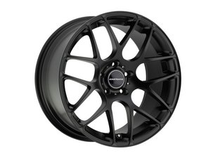 "ES#2642530 - M310KT16 - 18"" M310 Wheels - Set Of Four  - 18""x9"" ET48 CB57.1 5x112 Matte Black - Avant Garde - Audi"