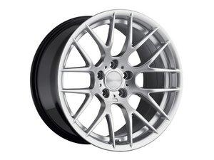 """ES#2642833 - M359KT16 - 18"""" M359 Wheels - Staggered Set Of Four - Hyper Silver - 18x8.5 5x120 ET35 72.6CB / 18x9.5 ET33 5x120 72.6CB - Avant Garde -"""