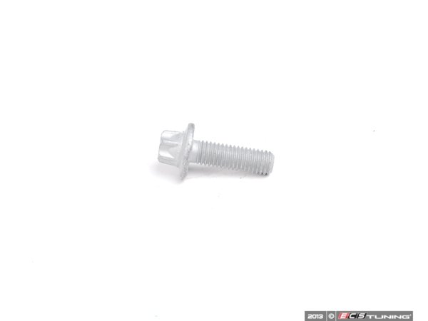 ES#2138043 - 11517602123 - Water Pump Aluminum Screw - Priced Each - One time use! Don't forget to pick up a set for your water pump replacement! - Genuine BMW - BMW