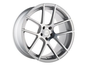"ES#2642770 - M510KT14 - 20"" M510 Wheels - Set Of Four - Satin Silver - 20x8.5 5x120 ET38 72.6CB - Avant Garde - MINI"