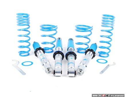ES#248909 - 47-111165 - B14 PSS Coilover System - Height adjustable suspension system with performance valving and application specific, progressive rate coil springs. World-famous Bilstein quality with a limited lifetime warranty! - Bilstein - BMW