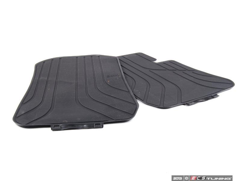 Genuine Bmw 51472311024 Front Rubber Floor Mats