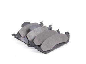 ES#2588479 - 1634201220 - Front Brake Pad Set - Does not include new brake pad wear sensor - Mintex - Mercedes Benz