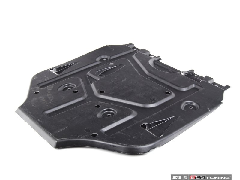 Engine Belly Pan : Genuine mercedes benz engine belly pan rear