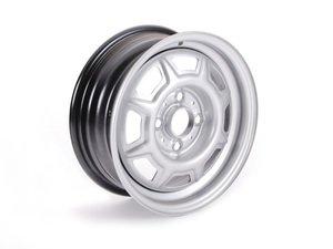 "ES#64467 - 36111112631 - 13"" Steel Wheel - Priced Each - 13X5 ET29 - Genuine BMW - BMW"