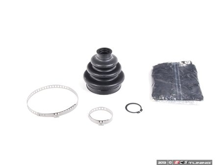 ES#2598641 - 33219067815 - CV Boot Repair Kit - Replace torn CV boots and save CV joints - Empi - BMW