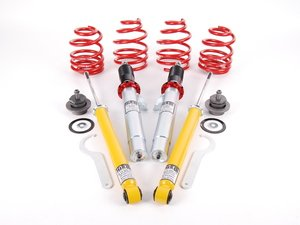 ES#205111 - 29276-1 - Street Performance Coilover Kit - Unrivaled comfort and performance. - H&R - BMW