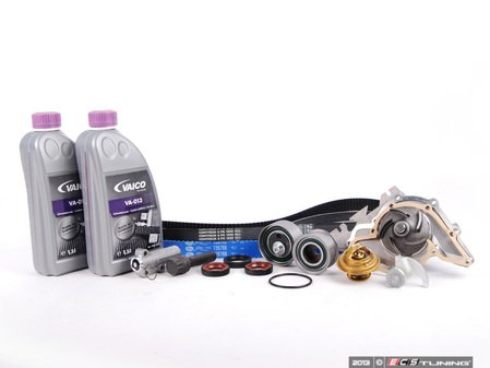 ES#2569851 - 078109119JKT2 - Timing Belt Kit - Ultimate Plus With Gates Racing Timing Belt - Looking for the best timing belt kit on the market? Look no further than ECS Tuning - Assembled By ECS - Audi
