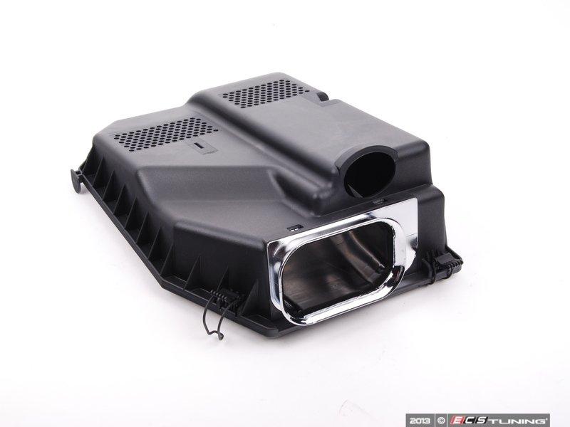 Engine Air Filter Housings : Genuine porsche  air filter housing cover