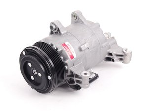 ES#2581505 - 64526918122 - A/C Compressor - Keep your car cool with this new compressor - Denso - MINI