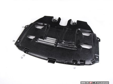 ES#2642513 - 51757330566KT - JCW GP2 Belly Pan Kit - Belly pan install kit to cover the underside of your MINI. Includes attachment hardware. Fits Automatic & Manual Transmissions. - Genuine MINI - MINI