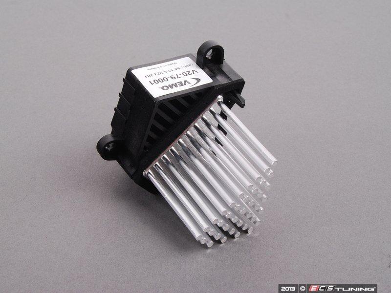Mercedes Benz Parts Online >> Vemo Q+ - 64116923204 - Blower Motor Resistor
