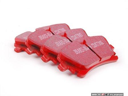 ES#520352 - DP31470C -  Rear RedStuff Performance Brake Pad Set - High performance street pad, featuring Kevlar technology - EBC - Audi