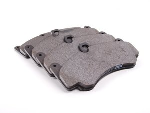 ES#2581450 - 99735194802 - Front Brake Pad Set - For vehicles with PCCB brakes (yellow calipers) - TRW - Porsche