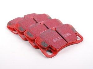 ES#520507 - DP31930C - RedStuff Performance Brake Pad Set - A high performance street pad featuring Kevlar technology - EBC - Porsche