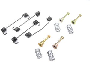 ES#62530 - 34419064266 - Parking Brake Spring Repair Kit - Includes all new springs for the parking brake system - Genuine BMW - BMW