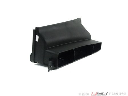ES#9896 - 1K0805971C9B9 - Air Intake Duct - Connects directly to the core support for incoming air - Genuine Volkswagen Audi - Audi Volkswagen