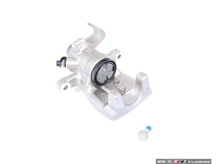 ES#240667 - 34216785612 - Caliper Housing - Rear Right - Attaches to the brake carrier - Genuine MINI - MINI