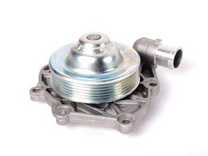 ES#2996877 - 99710601172 - Water Pump Housing And Impeller - OEM water pump without gasket - Genuine Porsche - Porsche