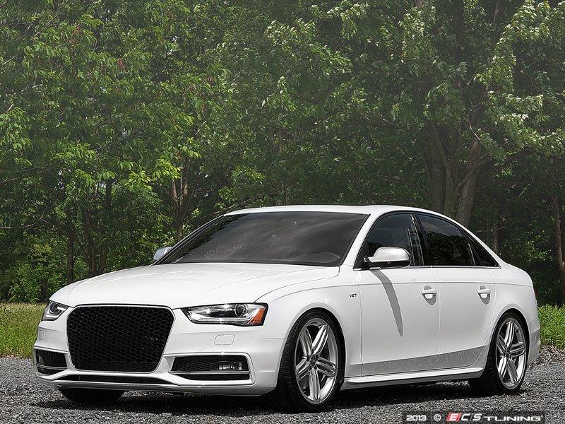 ECS News - Audi B8 RS4 Style A4/S4 Grilles