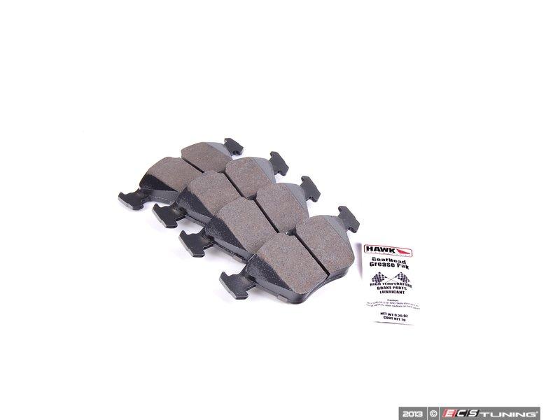 Hawk Hb135z 770 Front Performance Ceramic Brake Pad Set