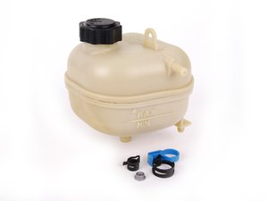 ES#2587383 - 17137529273KT - Expansion Tank Replacement Kit - Includes everything you need to bolt on a brand new expansion tank - Genuine MINI - MINI