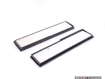 ES#2602329 - 1248300118 - Cabin Filter - Set Of Two - One (1) set required per vehicle - Bosch - Mercedes Benz