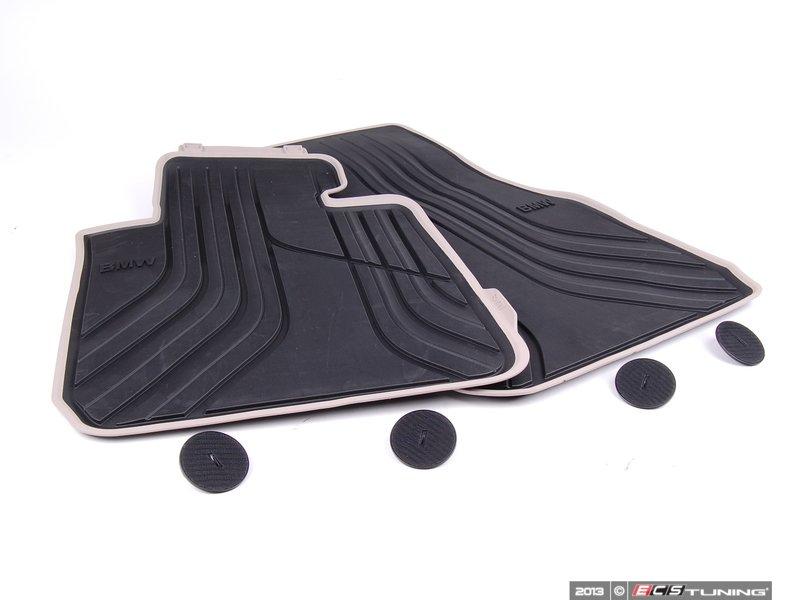 Genuine Bmw 51472220140 Modern Line Front Rubber Floor