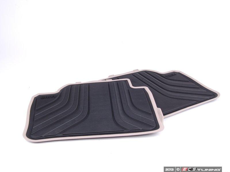 Genuine Bmw 51472220142 Modern Line Rear Rubber Floor