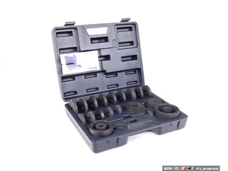 ES#2535797 - PAT-1501 - Wheel Bearing Replacement Kit - 24 Pieces - Professional grade wheel bearing replacement kit saves time and money - Schwaben - Audi Volkswagen Porsche