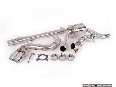 "ES#3613167 - fpim-0236KT - Sport 3"" Turbo-Back Exhaust - Increase performance and improve sound - Billy Boat Performance - Volkswagen"