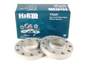 ES#319 - 4075725 - DR Series Wheel Spacers - 20mm (1 Pair) - Get the stance that you've always wanted - H&R - BMW MINI