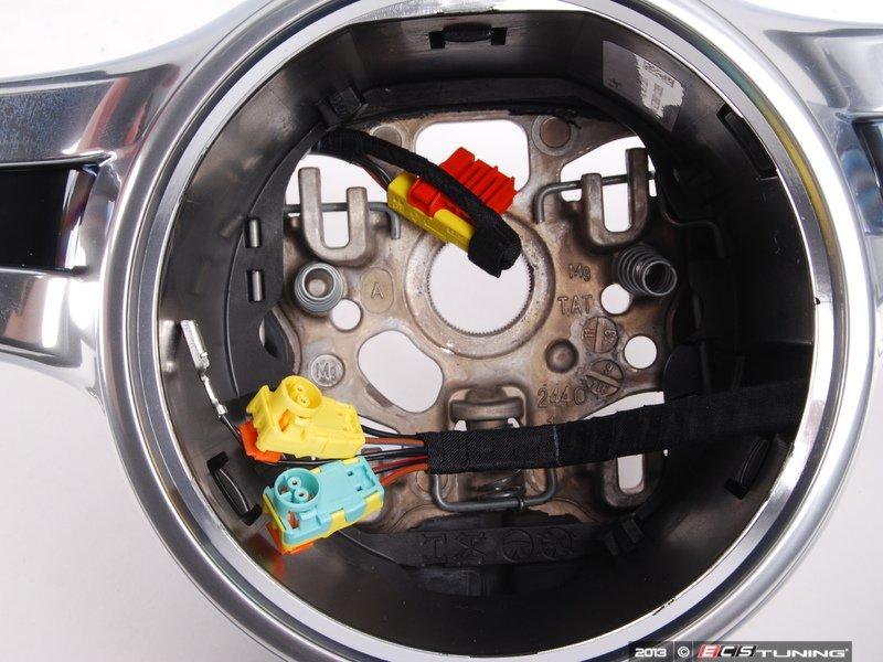 Genuine Porsche 99704440216a10 Sport Design Steering